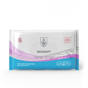 KRISTYL WIPES FOR DISINFECTION OF HANDS AND SURFACES