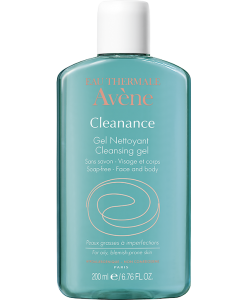 AVENE CLEANANCE GEL CLEANSER 300ml