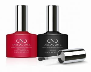 CND SHELLAC LUXE GEL POLISH
