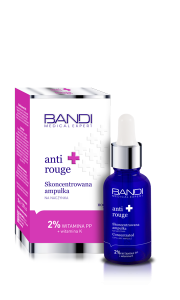 BANDI ANTI-ROUGE CONCENTRATED CAPILLARY AMPOULE 30ml