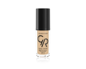 GOLDEN ROSE TOTAL COVER 2 IN 1 FOUNADTION & CONCEALER