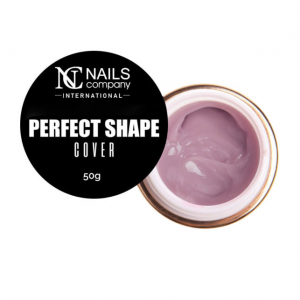 NAILS COMPANY NAIL GEL PERFECT SHAPE COVER 15g