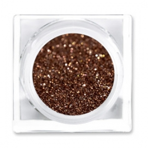 LIT COSMETICS COLOURS EYESHADOW GLITTER JAR COWGIRL