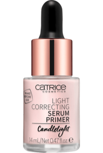 CATRICE LIGHT CORRECTING SERUM SHIMMER GLOW CANDLELIGHT