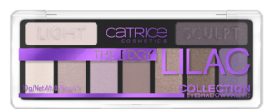 CATRICE THE EDGY LILAC COLLECTION EYESHADOW PALETTE