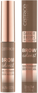 CATRICE BROW COLORIST SEMI-PERMANENT GEL MASCARA