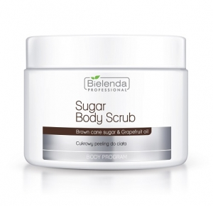 BIELENDA SUGAR BODY SCRUB