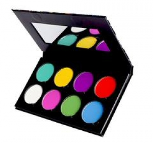 SUVA BEAUTY CUPCAKES AND MONSTERES EYESHADOW PALETTE