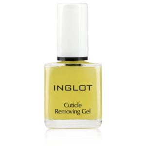 INGLOT CUTICLE REMOVING GEL