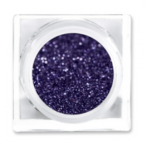 LIT COSMETICS COLOURS EYESHADOW GLITTER JAR DEJA VU