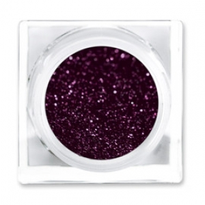 LIT COSMETICS COLOURS EYESHADOW GLITTER JAR DELTA DOWN