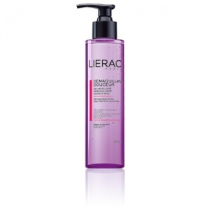 LIERAC DÉMAQUILLANT DOUCEUR  MICELLAR CLEANSING WATER 200ml
