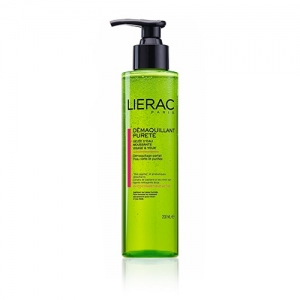 LIERAC DÉMAQUILLANT PURETE FOAMING CLEANSER GEL