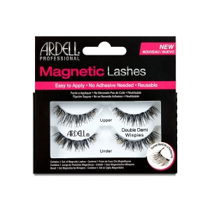 ARDELL LASHES MAGNETIC LASHES DOUBLE DEMI WISPIES