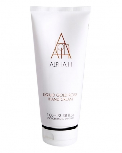 ALPHA-H LIQUID GOLD ROSE HAND CREAM 100ml