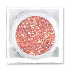 LIT COSMETICS COLOURS EYESHADOW GLITTER JAR DREAMSICLE #2