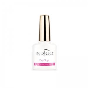 INDIGO DRY TOP COAT SUPER SHINE