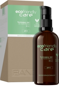 BANDI ECO FRIENDLY CARE TONIZING GEL CLEANSER FOR FACE WASHING