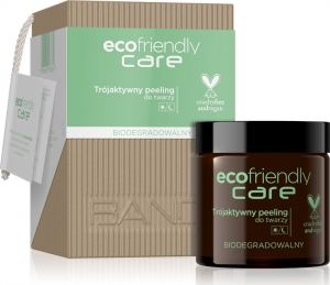 BANDI ECO FRIENDLY A THREE-ACTIVE FACE PEELING