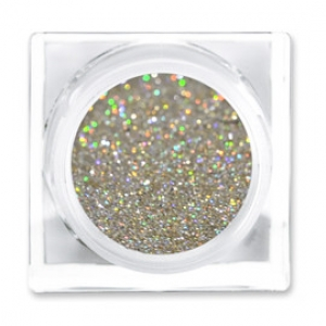 LIT COSMETICS COLOURS EYESHADOW GLITTER JAR ELLA