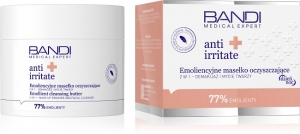 BANDI ANTI IRRITATE EMOLLIENT CLEANSING BUTTER  2IN1 CLEANER 90ml