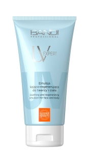 BANDI UV EXPERT SOOTHING AND REGENERATING EMULSION FOR FACE AND BODY 150ml