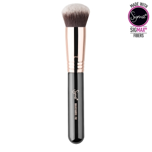 SIGMA BEAUTY ROUND KABUKI BRUSH COPPER F82