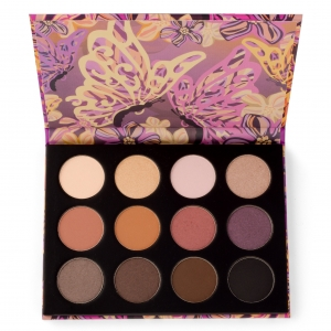 COASTAL SCENTS FAIRY FUCHSIA EYESHADOW PALETTE