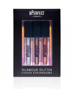 BPERFECT GLAMOUR GLITTER LIQUID EYESHADOWS