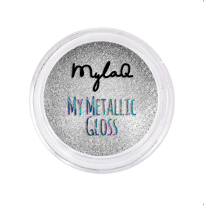 MYLAQ DUST GLITTER MY METALIC GLOSS
