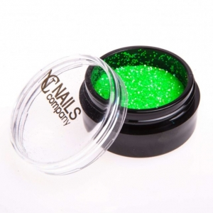 NAILS COMPANY NAILS ART DUST GLITTER CRYSTAL FLAKES COLOR NEON