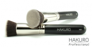 HAKURO FOUNDATION FALT TOP BRUSH  H51