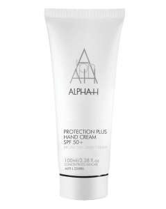 ALPHA-H PROTECTION PLUS HAND CREAM SPF 50 100ml
