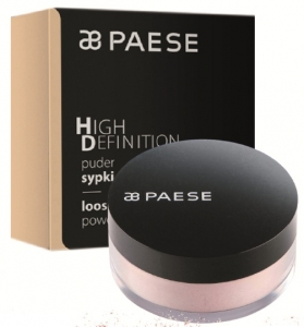 PAESE HD HIGH DEFINITION LOOSE POWDER