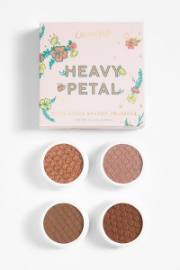 COLOURPOP HEAVY PETAL FOURSOME EYESHADOW PALETTE