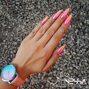 JULIA NESSA NAIL DECORATION HIGH GLOSS POWDER