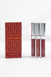 COLOURPOP LIP BUNDLE HIDDEN AGENDA