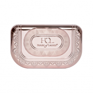 HOUSE OF LASHES PRECIOUS GEM LASH CASE ROSE QUARTZ