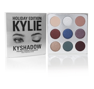 KYLIE COSMETICS LIMITED EDITION HOLIDAY 2016 KYSHADOW HOLIDAY PALETTE
