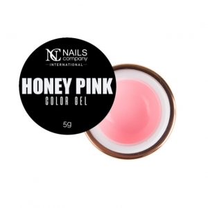 NAILS COMPANY COLOR GEL HONEY PINK 5g