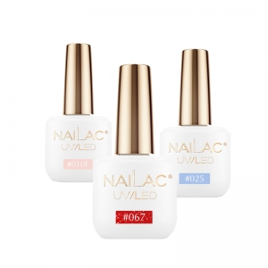 NAILAC HYBRID GEL POLISH UV LED 7ML