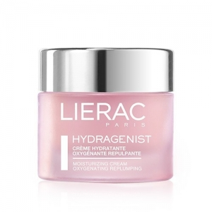 LIERAC HYDRAGENIST MOISTURIZING CREAM OXYGENATING REPLUMPING