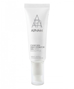 ALPHA-H CLEAR SKIN DAILY HYDRATOR GEL WITH EUCALYPTUS