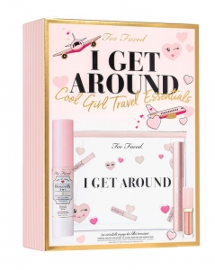 TOO FACED I GET AROUND MAKE UP KIT