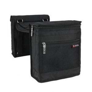 ZUCA SADDLE BAG SET BLACK