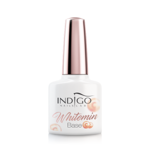 INDIGO WHITEMIN BASE GEL POLISH UV LED 7 ML