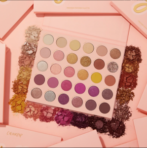 COLOURPOP IT'S ALL GOOD EYESHADOW PALETTE