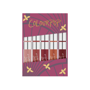 COLOURPOP MINI LIPSTICK SET IT'S VINTAGE