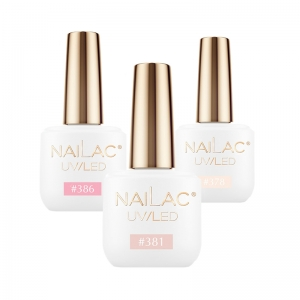 NAILAC RUBBER GEL POLISH UV LED COLLECTION BY MAŁGORZATA ROZENEK-MAJDAN 7ML