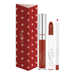 COLOURPOP KEEP IT GOING LIP TRIO